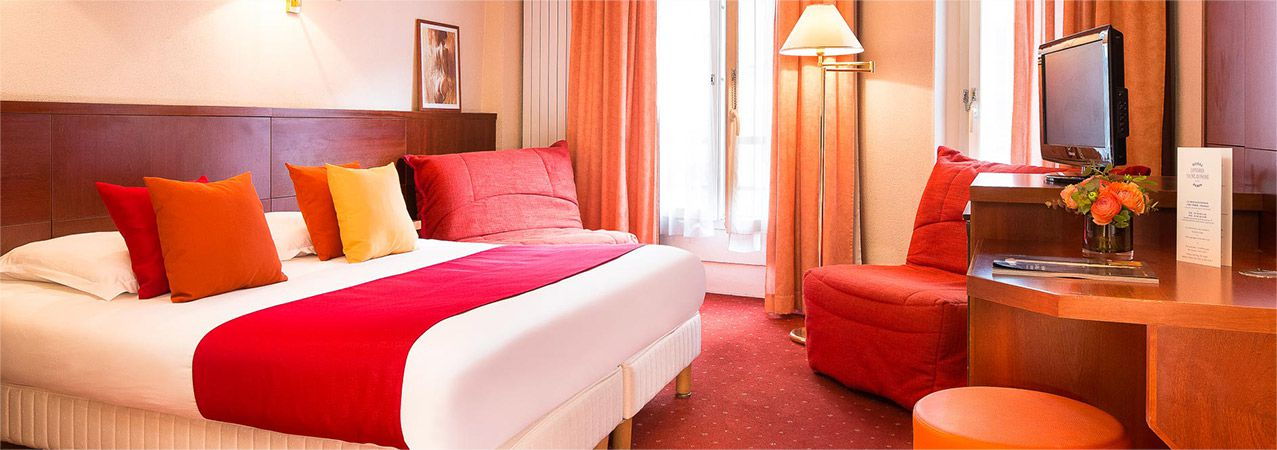 Room hotel Londres Saint Honore
