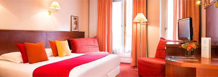 Chambres hotel Londres Saint Honore